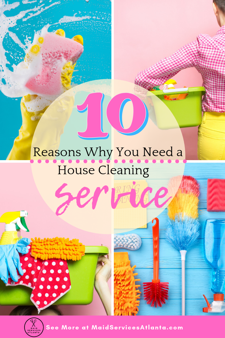 house cleaning service atlanta