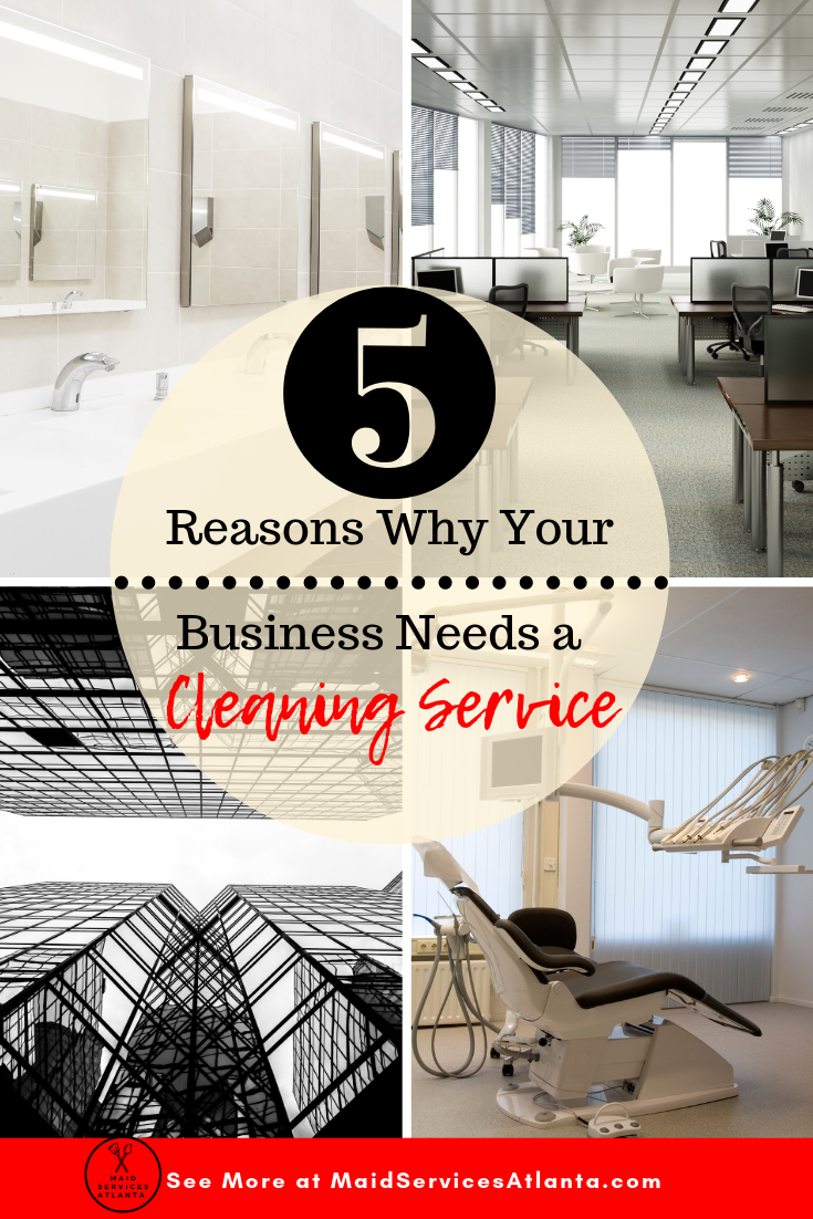commercial cleaning service Atlanta